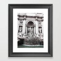 I Wished For Happiness -… Framed Art Print
