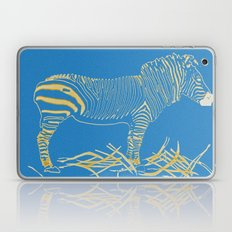 Stripped Zebra Laptop & iPad Skin