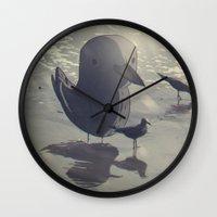The Gaviota From Cartage… Wall Clock