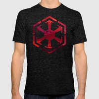 Star Wars Sith Empire Mens Fitted Tee Tri-Black SMALL