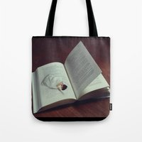 DREAM PAGES Tote Bag