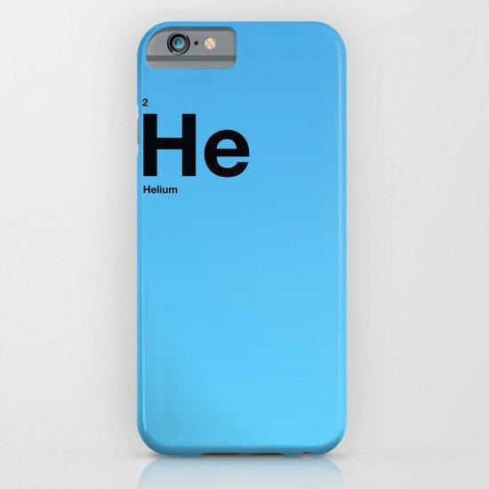 Helium iPhone & iPod Case
