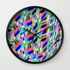 Shard Wall Clock