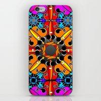 Collide iPhone & iPod Skin
