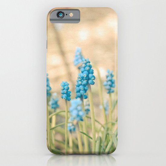 Forest of Blue iPhone & iPod Case