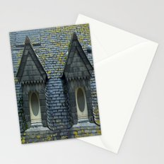 Private eyes are watching you! Stationery Cards