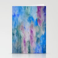 Beautiful Storm Abstract… Stationery Cards