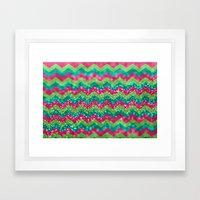 Candy Wonderland Framed Art Print