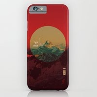 iPhone & iPod Case featuring Yama by Shizen.ae