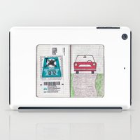 Roadtrip To Austria iPad Case