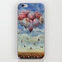 Wir Gehen Auf Die Reise iPhone & iPod Skin
