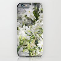 iPhone & iPod Case featuring Jonquils by redlinedesign®