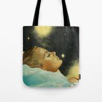 The Sleeper Tote Bag