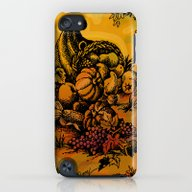 Harvest Time Toile iPod touch Slim Case