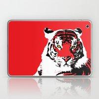 Piercing Tiger Laptop & iPad Skin