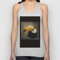 It's all about the Beak Unisex Tank Top