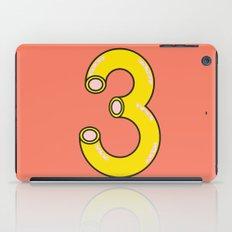 Macaroni 3 iPad Case