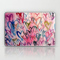 My Love Heart Laptop & iPad Skin
