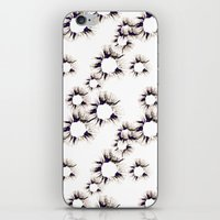Lace Flower iPhone & iPod Skin