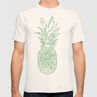 Pineapple Mens Fitted Tee Natural SMALL