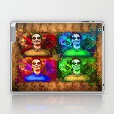 Michael Fassbender...Joker style! Laptop & iPad Skin