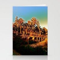 Sunny Barcelona Stationery Cards