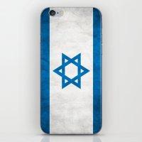 Israel Flag  iPhone & iPod Skin