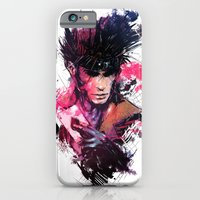 iPhone & iPod Case featuring Gambit by Vincent Vernacatola