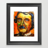 Le Papillon Sans Résidu… Framed Art Print