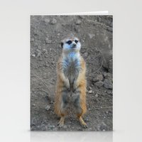 Prairie Dog Stationery Cards