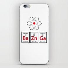 BaZnGa! iPhone & iPod Skin