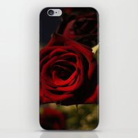 Roses Are Red iPhone & iPod Skin