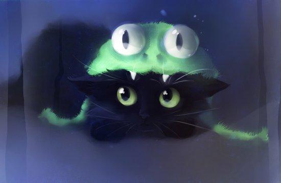 Team Frog Art Print