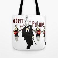 Robert Hearts Of Palmer Tote Bag