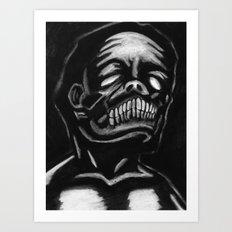 Slow Art Print