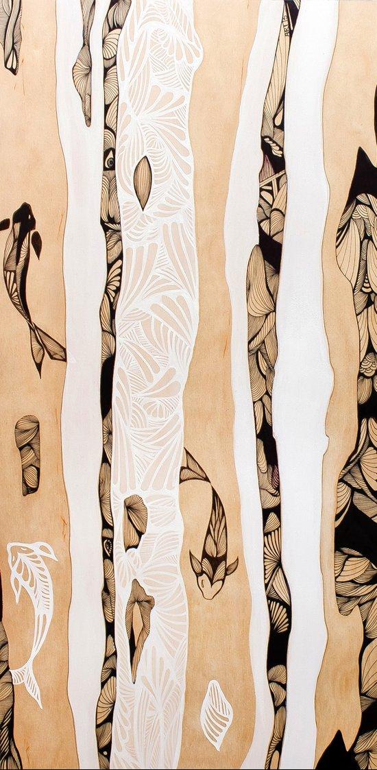 Islands In The Stream Art Print