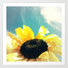 FLOWER 034 Art Print