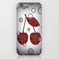Chic Cherries Slim Case iPhone 6s
