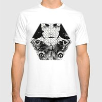 Fragile Mens Fitted Tee White SMALL