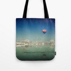 The Winter Dream Tote Bag