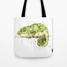 Green Guy Tote Bag