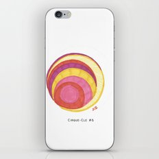 Cirque-Cle #6 iPhone & iPod Skin