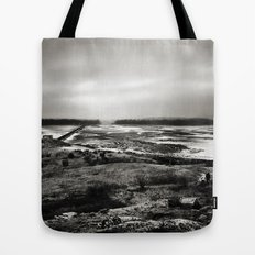 Cramond, Scotland Tote Bag