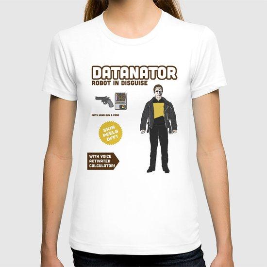 Datanator: Robot in Disguise T-shirt
