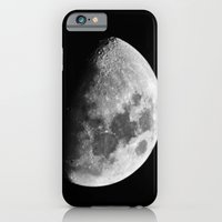 iPhone & iPod Case featuring Moon by Derek Moffat