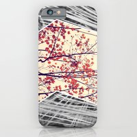 iPhone & iPod Case featuring Maple and Pine Collage by Olivia Joy StClaire