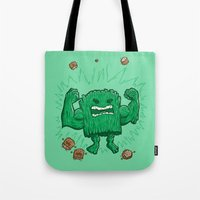 The Strongest Log Of ALL Tote Bag