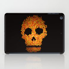 Candy Corn Skull iPad Case
