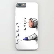 Silly Paint iPhone 6 Slim Case