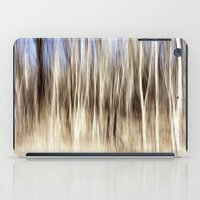 the forest iPad Case